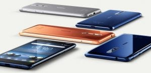 Nokia 8 se actualiza a Android 8