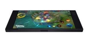 Razer Phone juego en pantalla