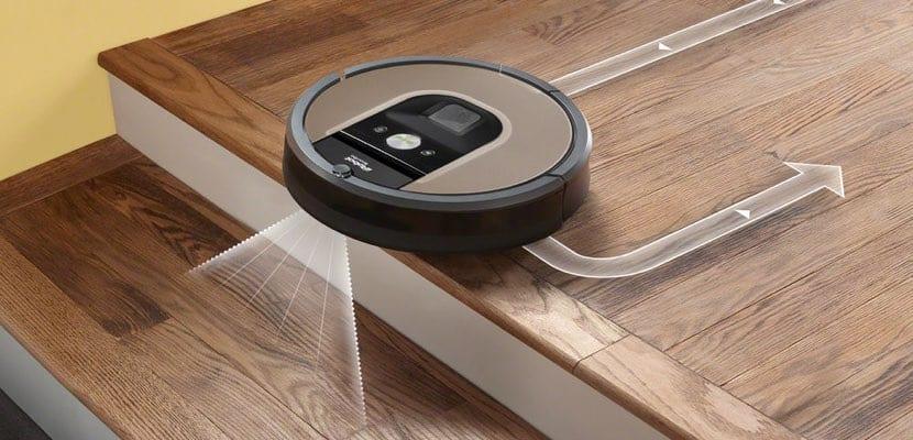 Recetas IFTTT para Roomba