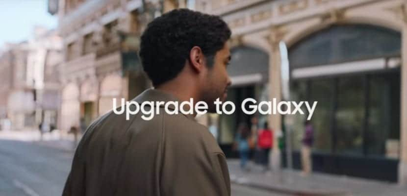 Final vídeo Growing Up de Samsung contra Apple