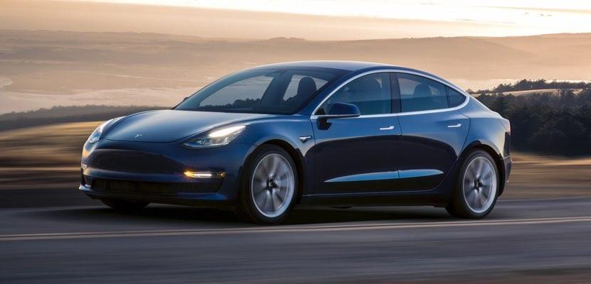 Retrasos en producción del Tesla Model 3