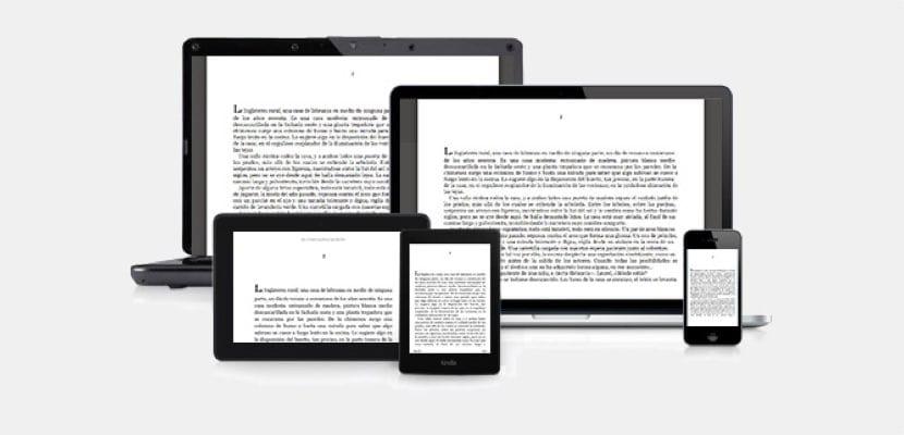 ecosistema aplicaciones Kindle