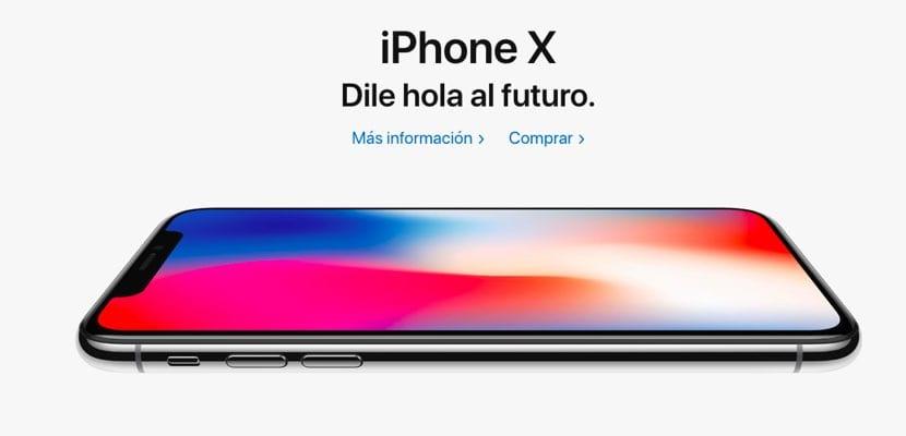 Oferta 200 euros ahorro iPhone X con Yoigo