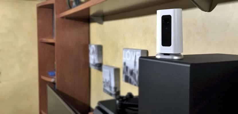 Lyric C1 de Honeywell, la cámara inteligente de seguridad