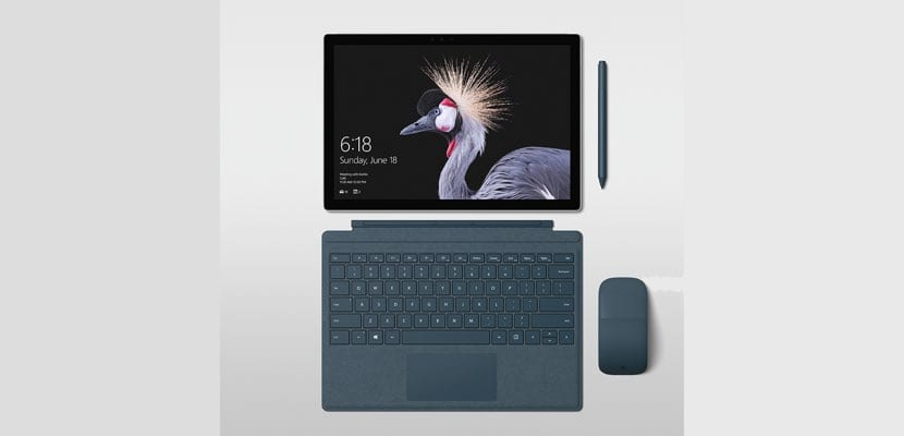 Microsoft Surface Pro LTE Advanced en diciembre
