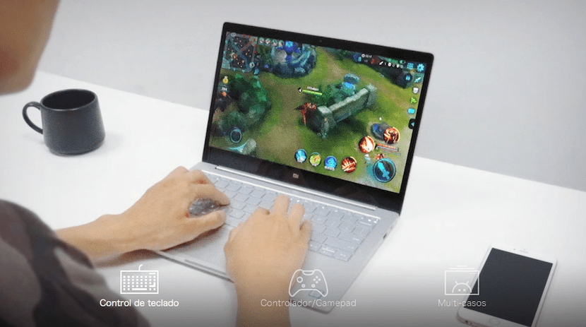Android en tu PC con Nox Player