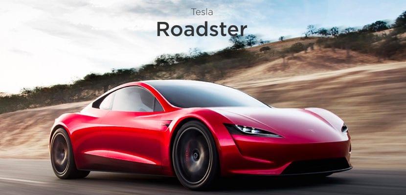 Tesla Roadster de segunda generación