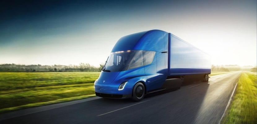Confirmado precio del Tesla Semi camión eléctrico