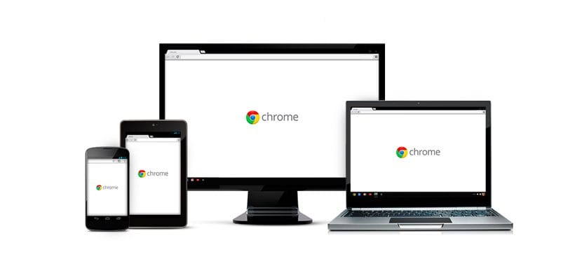 Descarga Chrome 64 beta