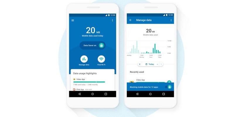 Datallay Google app Android