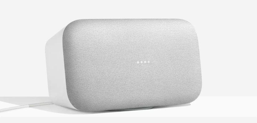 Google Home Max a la venta