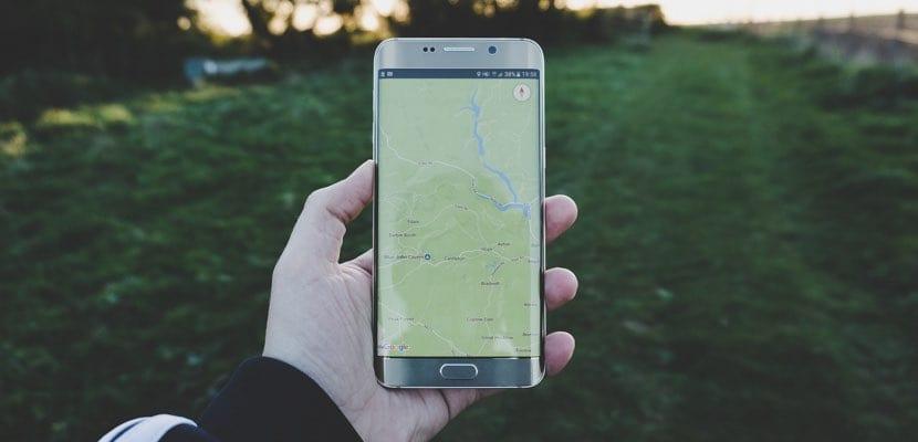 Google Maps paso a paso transporte público