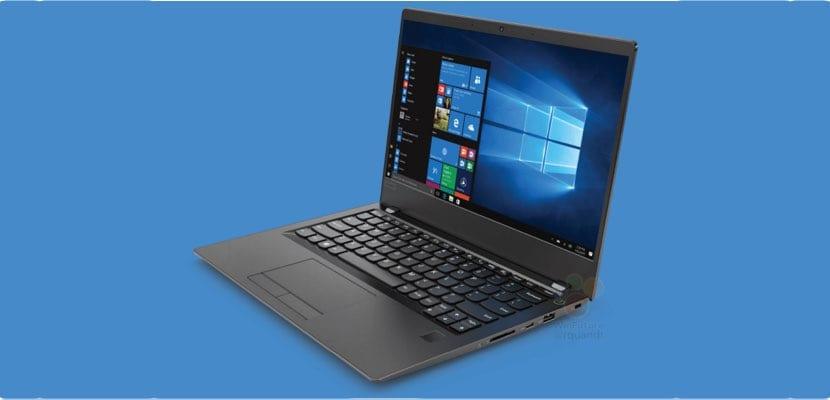 Lenovo V730, un portátil de gama alta que no lleva el apellido 'ThinkPad'