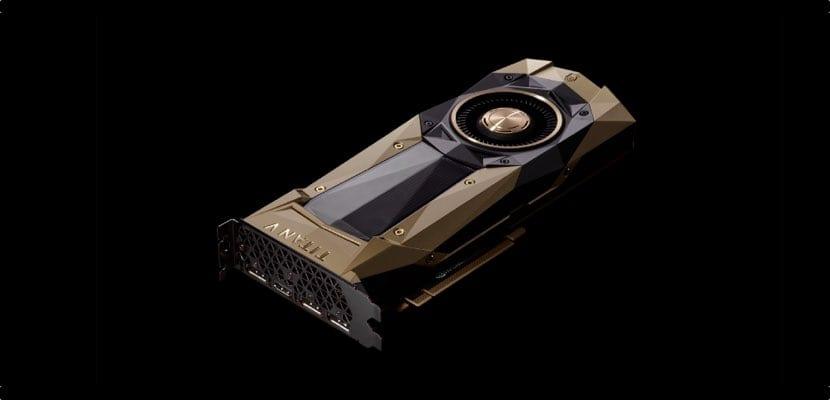 GPU NVIDIA TITAN V