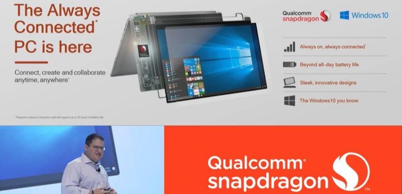 PC siempre conectado plataforma Samsung℗ Xiaomi