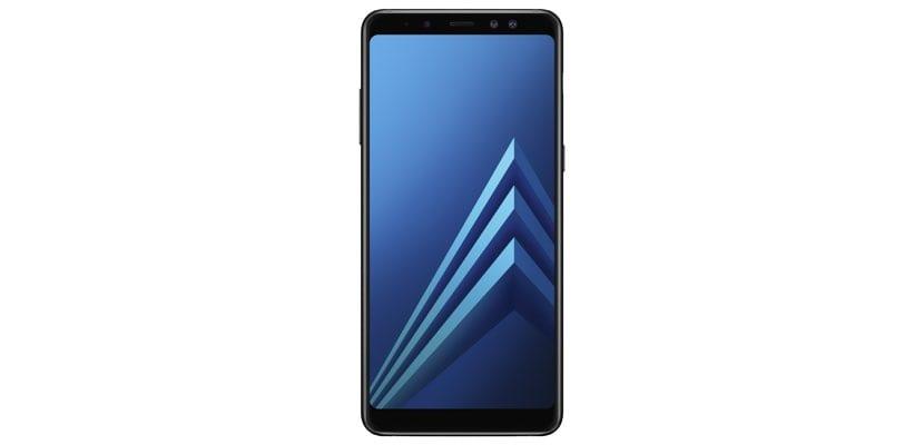 Samsung Galaxy A8 versión 2018