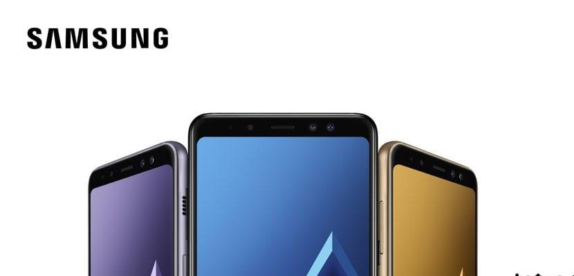 Presentación oficial del Samsung Galaxy A8 mod. 2018