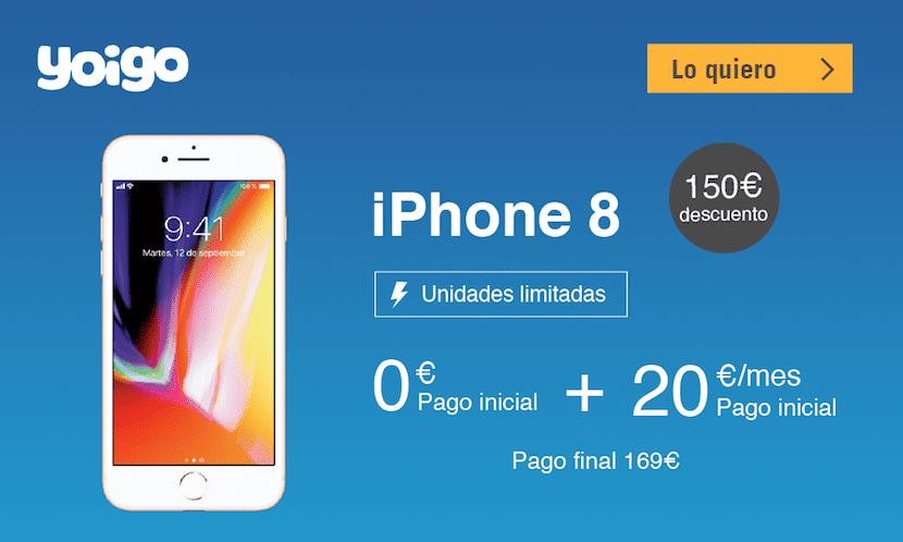 Oferta Yoigo Iphone