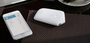 Nommi router WiFi 4G cargador Qi