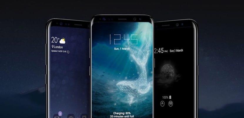 Samsung Galaxy S9 ubicación lector de huellas
