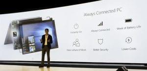 portátiles Samsung y Xioami con CPU Qualcomm