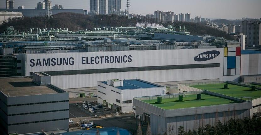 Sede Samsung