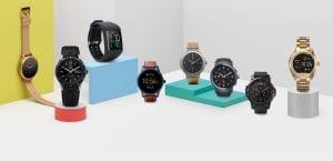 lista completa de smartwatches actualizables Android 8.0