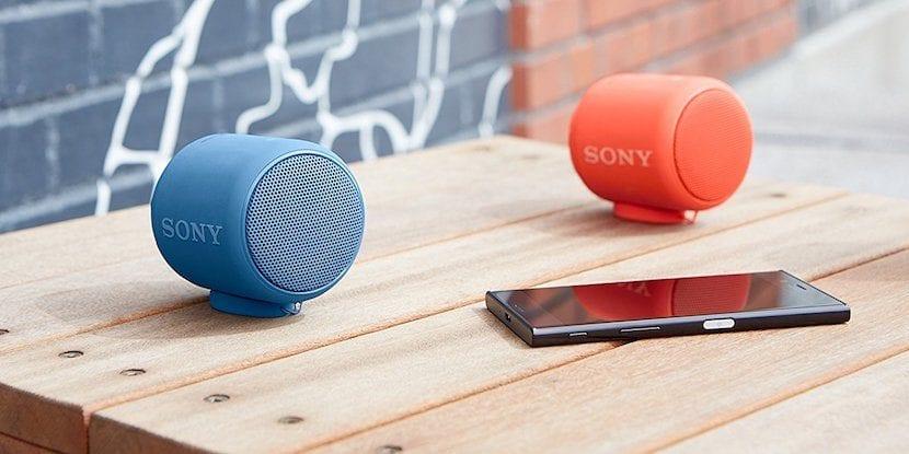 Altavoz inalámbrico Sony SRS-XB10L