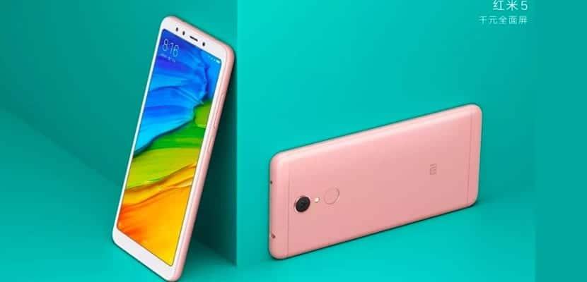 Oficial Xiaomi Redmi 5