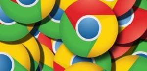 logos Chrome Google