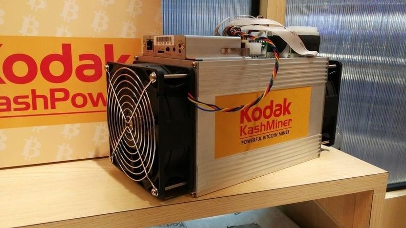 Kodak Minador Bitcoins