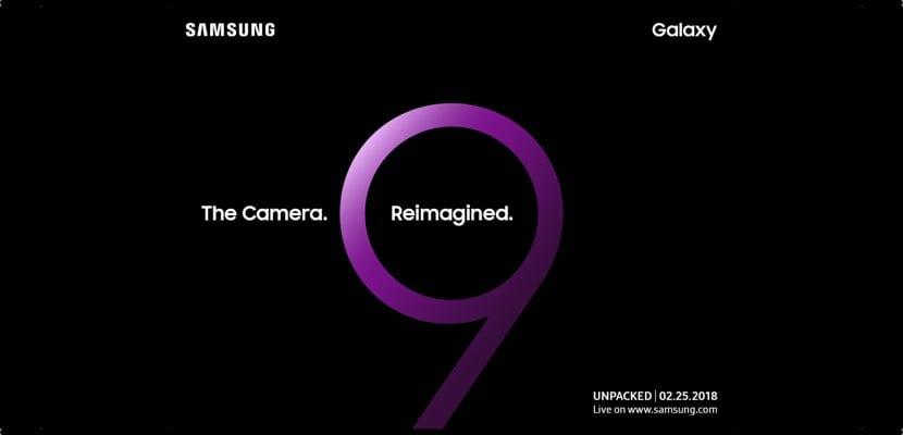 Presentación oficial Samsung Galaxy S9