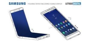 Samsung Galaxy X render