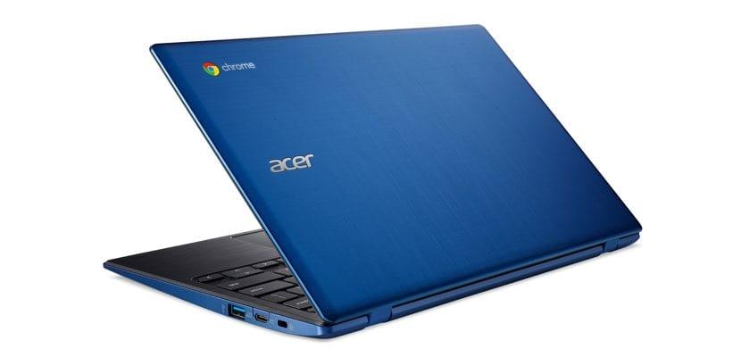 Acer Chromebook 11 CES 2018