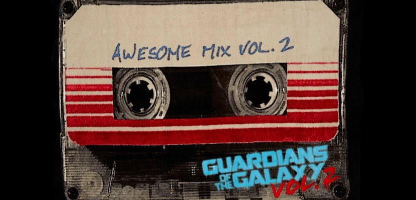 BSO Guardianes de la Galaxia Vol.2
