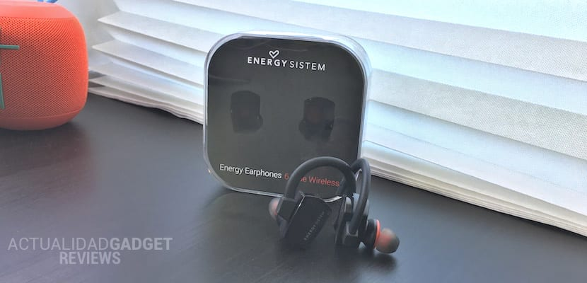 Analizamos los Energy Earphones 6 True Wireless