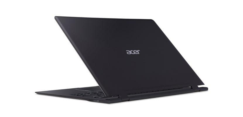 Portátiles Acer en CES 2018