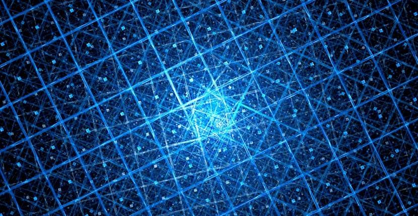 red cuántica