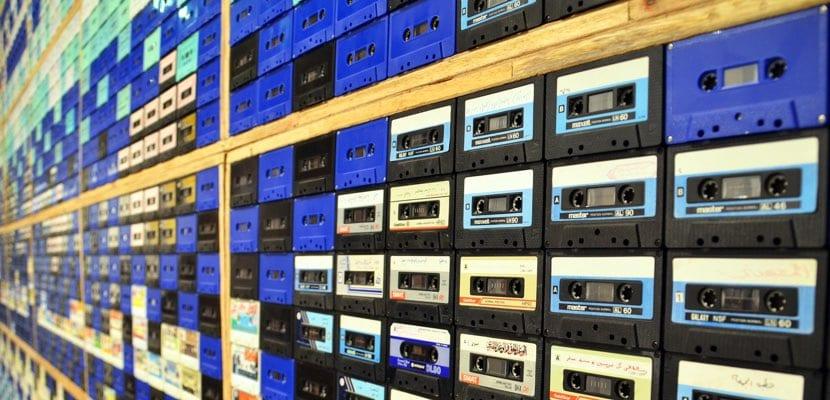 ventas cassette año 2017