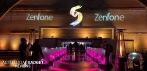 ASUS ZenFone 5 presentación MWC 2018
