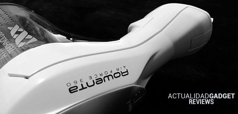 Analizamos el Rowenta Air Force 360, un producto versátil en la era del robot aspiradora