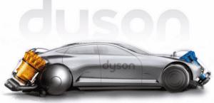 Dyson coche