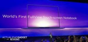 Presentación del Huawei MateBook X Pro