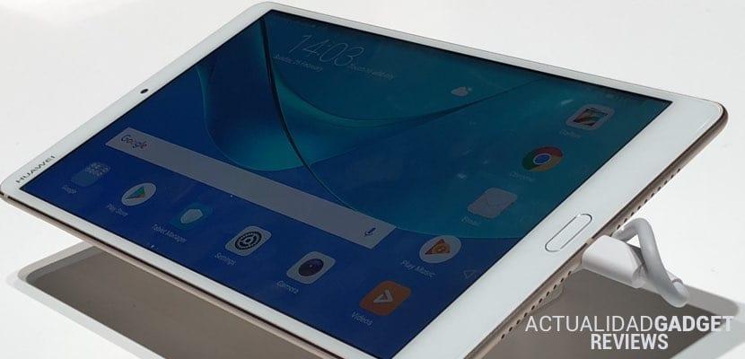 Huawei MediaPad M5 imagen principal