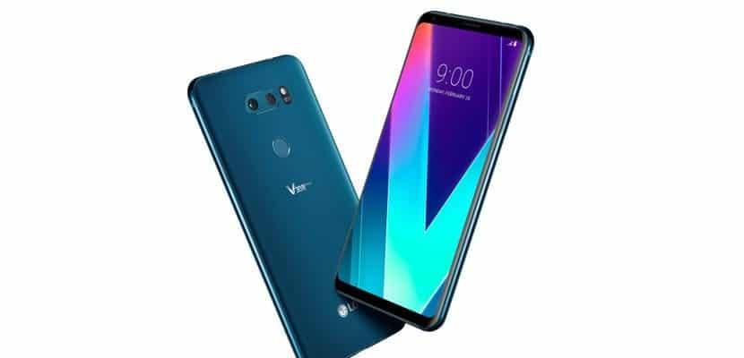 LG V30S ThinQ imagen1