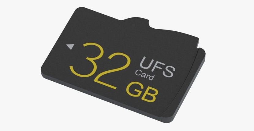 UFS-Memory-Card
