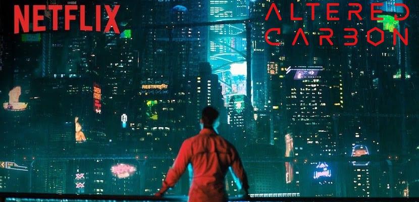 Altered Carbon como el verdadero Blade Runner de 2018