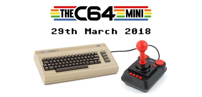 Commodore C64 mini fecha lanzamiento