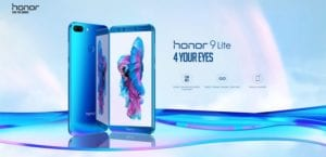 Honor 9 lite disponible en España