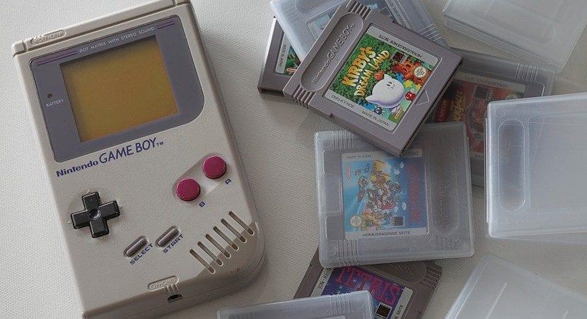 Gameboy, consolas para niños